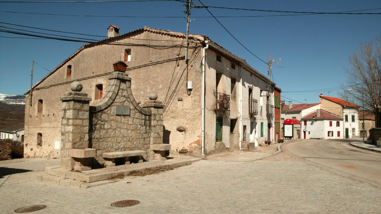 Calle de Horcajo de la Sierra