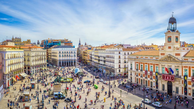 La Comunidad recibe de enero a noviembre 6,6 millones de turistas extranjeros, un 6 % más que el año anterior