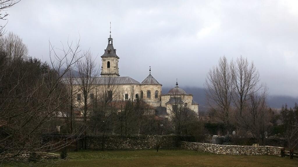 Monasterio de El Paular