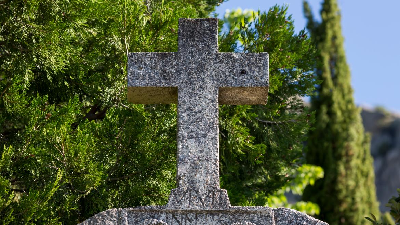 Cruz de granito de Convento