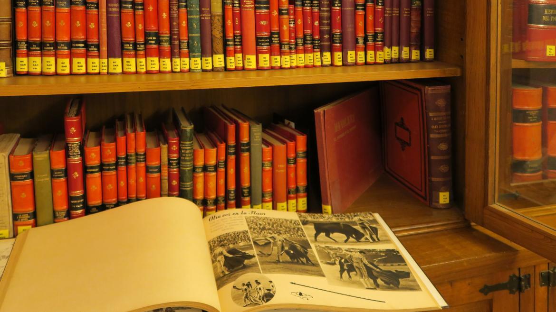 una muestra de la colección