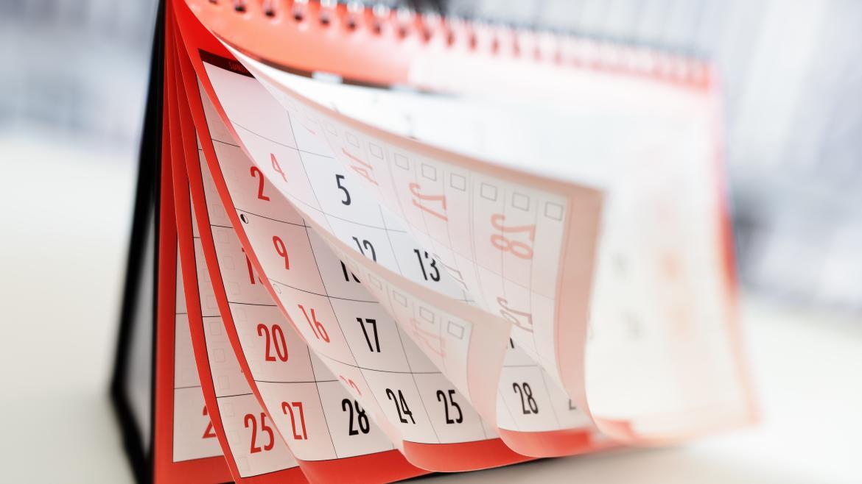 Calendario Laboral Madrid 2020 Excel.Aprobamos El Calendario Laboral De 2019 Que Contara Con 12