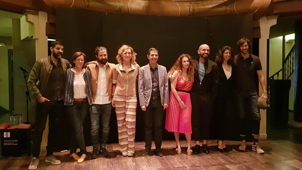 El consejero de Cultura, Turismo y Deportes, Jaime de los Santos, ha participado hoy en el acto de presentación en Alcalá de Henares
