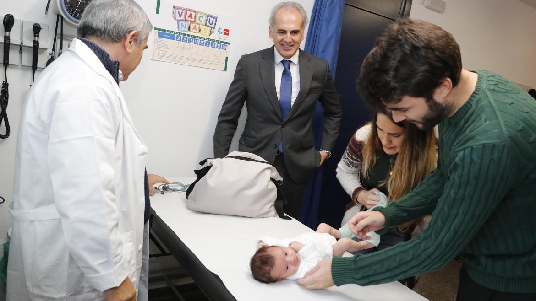 clases preparacion al parto seguridad social madrid