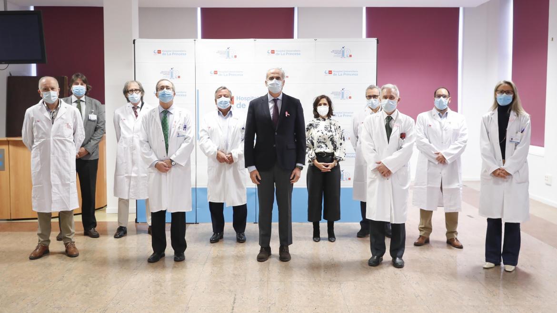 Madrid lidera un ensayo con un fármaco anticancerígeno que reduce la carga viral en pacientes COVID