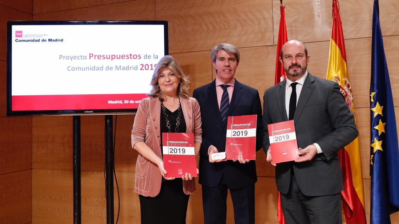 Garrido, Rollán e Hidalgo