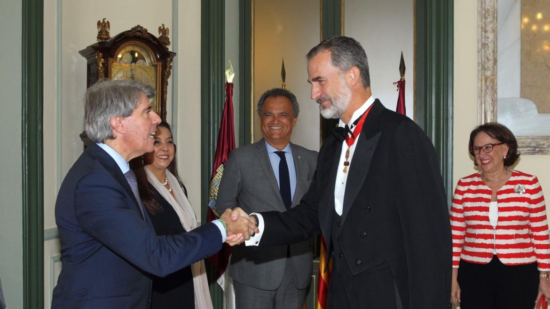 Garrido asiste a la solemne apertura del Año Judicial ©Casa Real