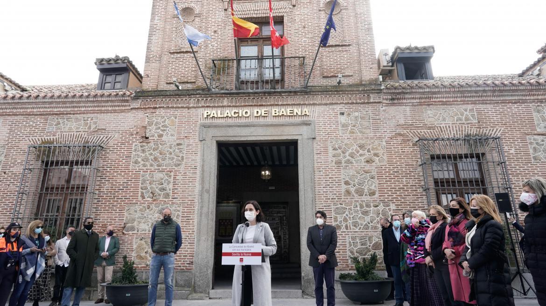 Díaz Ayuso Sevilla la Nueva
