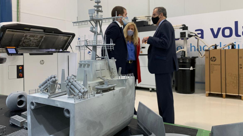 Ossorio ha firmado un convenio con la compañía tecnológica Ibermática