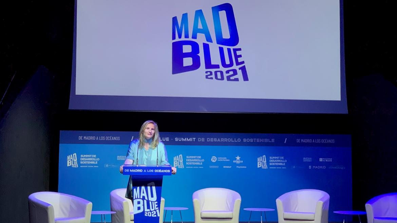 La Comunidad de Madrid participa en MadBlue, un evento centrado en el desarrollo sostenible de las regiones