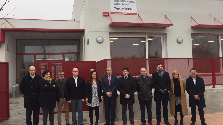 Los consejeros de Educación y Juventud y Vivienda y Administración Local han visitado hoy sus instalaciones