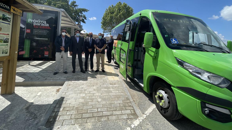 La Comunidad de Madrid pone en marcha la mejora del servicio de transporte público en la Sierra Norte