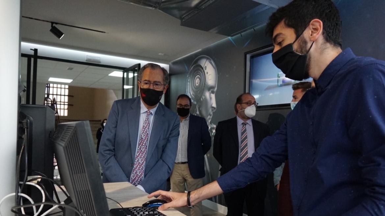Orientamos la Formación Profesional hacia los empleos del futuro con la puesta enmarcha de las aulas tecnológicas Maker-Labs