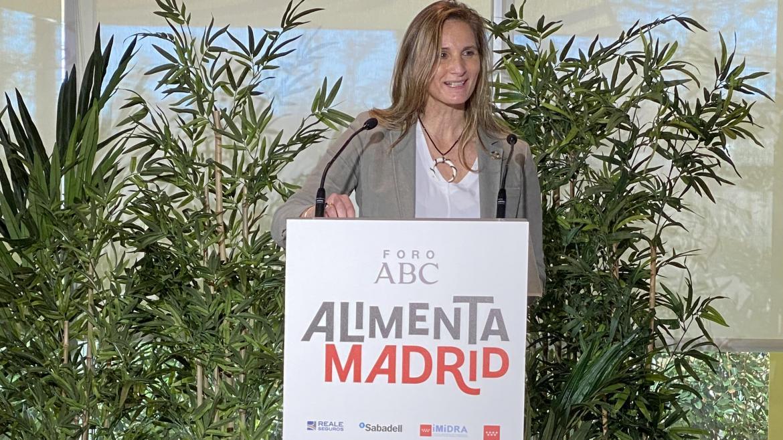Paloma Martín en el Foro ABC