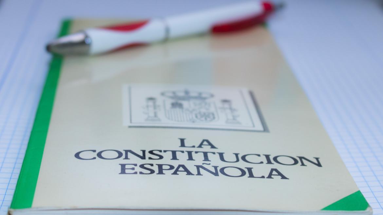Garrido asiste al acto conmemorativo del 40 aniversario de la Constitución española