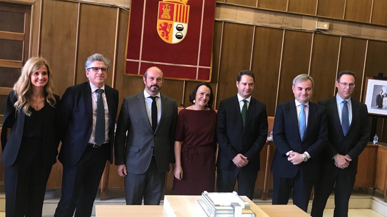 La Comunidad de Madrid invierte 17,6 millones en el nuevo edificio judicial de Torrejón de Ardoz