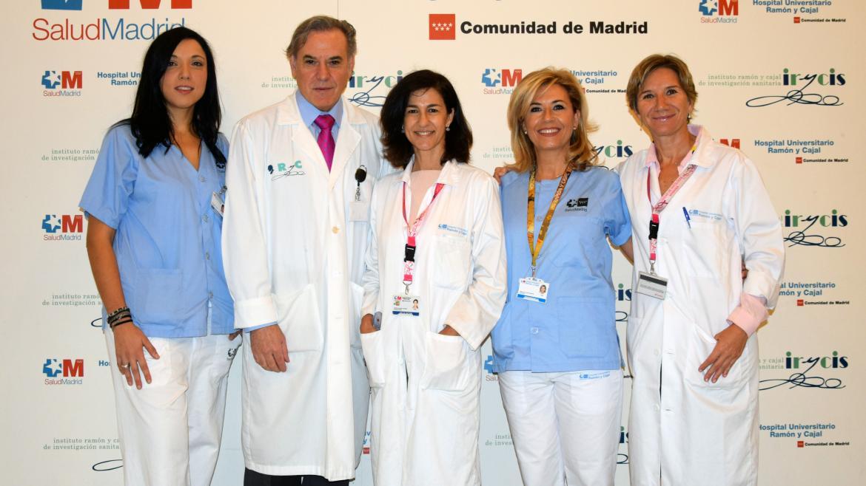La Escuela de Pacientes del Hospital Universitario Ramón y Cajal ha tratado a más de 60 pacientes a lo largo de este año
