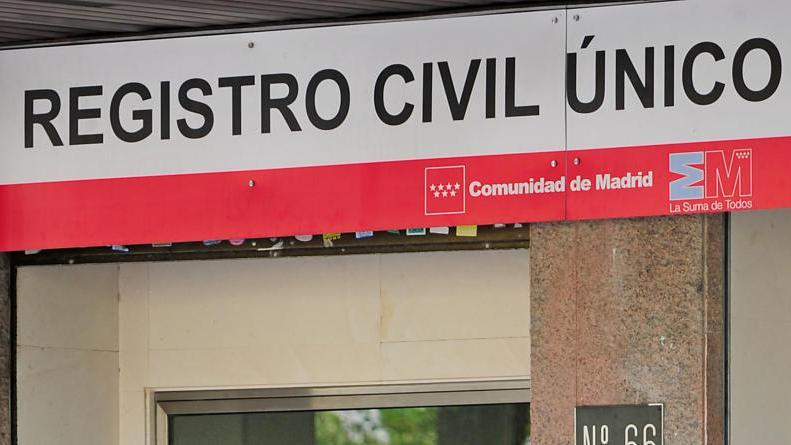 La Comunidad invierte más de 250.000 euros en la mejora y modernización del edificio del Registro Civil de Madrid