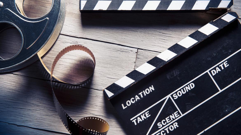 Varios objetos de cine