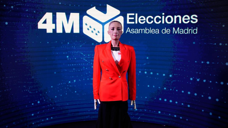 Inteligencia artificial elecciones Madrid