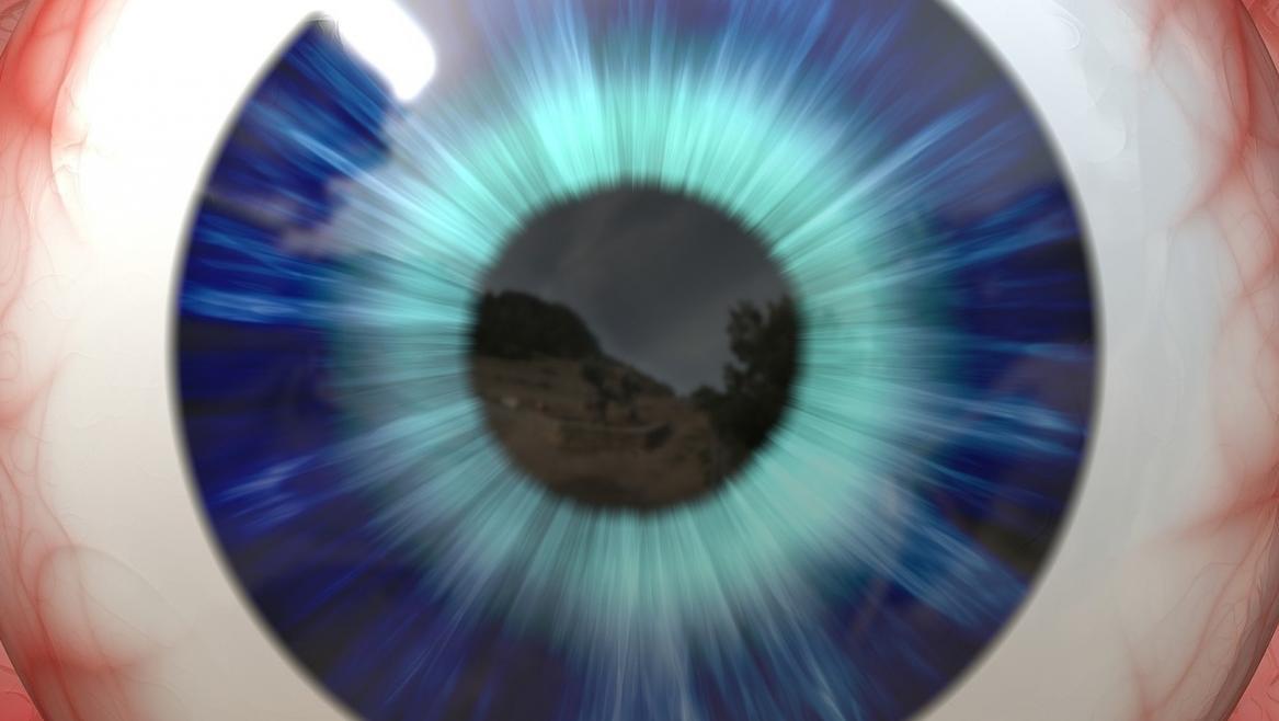 Imagen de un globo ocular