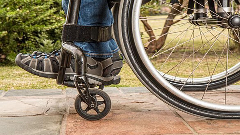 Paciente en Silla de ruedas