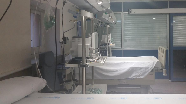 Unidad de Cuidados Críticos Postquirúrgicos del Hospital Santa Cristina