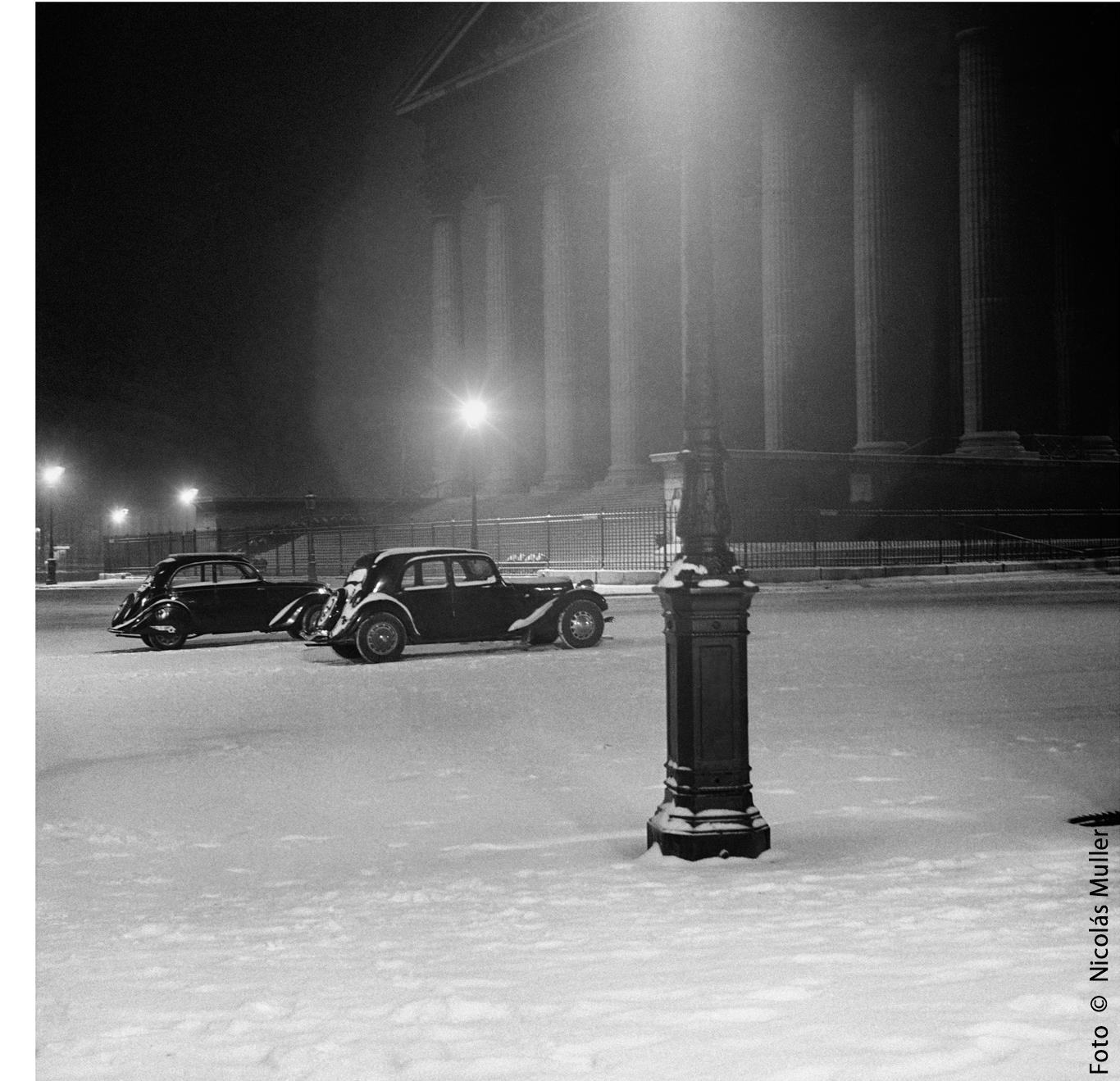 La Madeleine París 1938