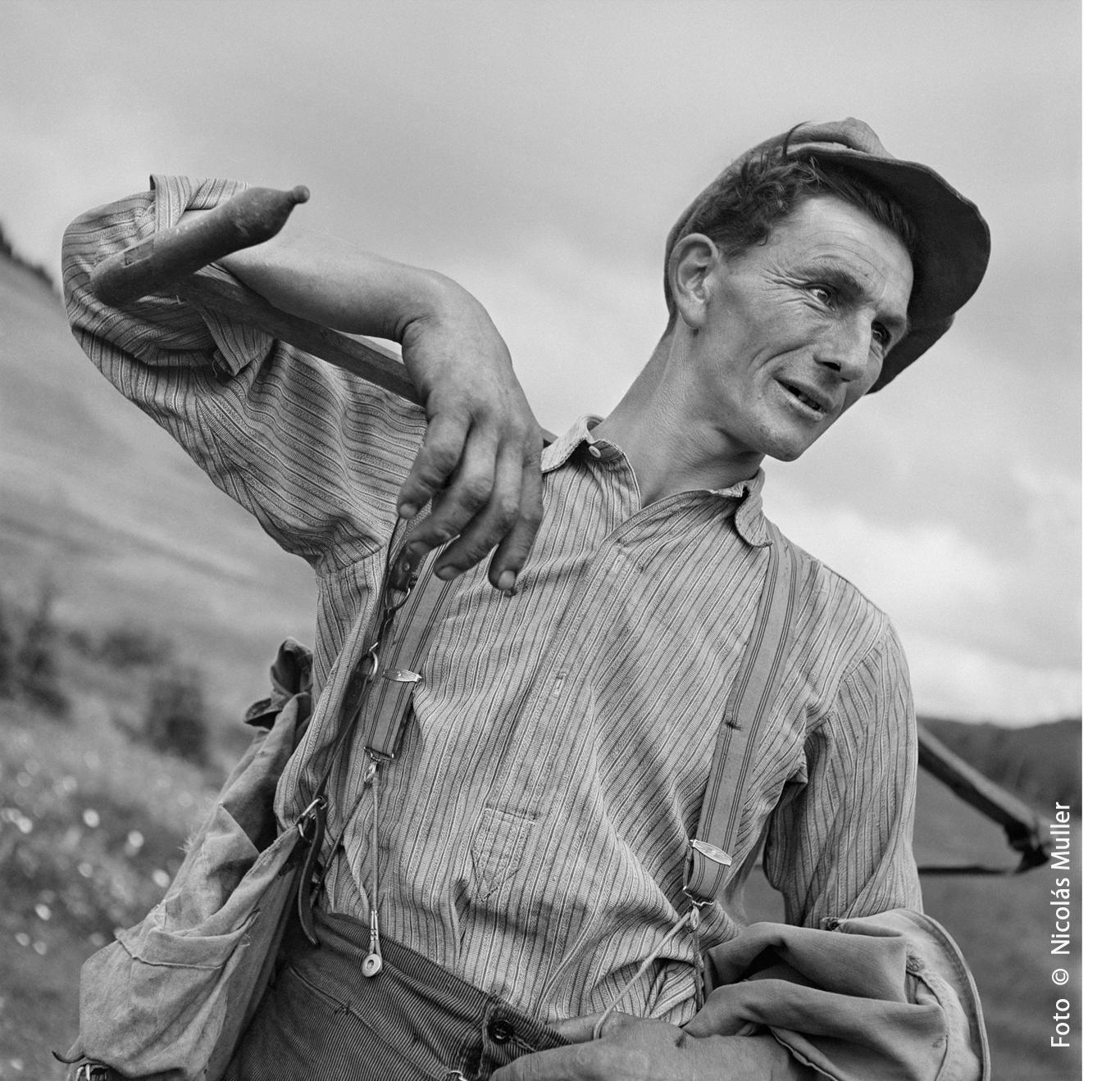 Campesino de la Alta Saboya 1938