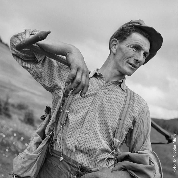 Campesino de la Alta Saboya