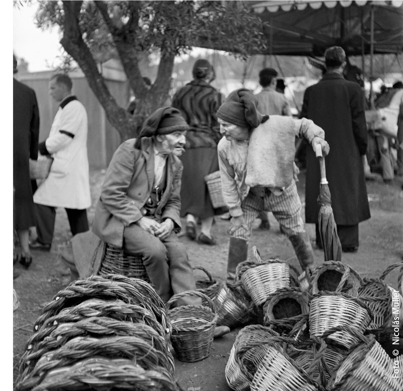 Mercado de Vilar Formoso IV  1939