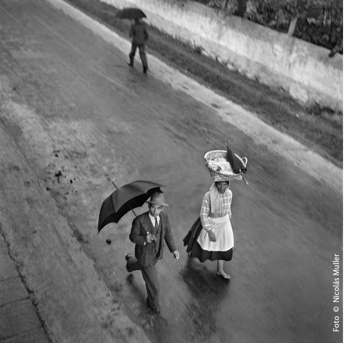 Bajo la lluvia 1939