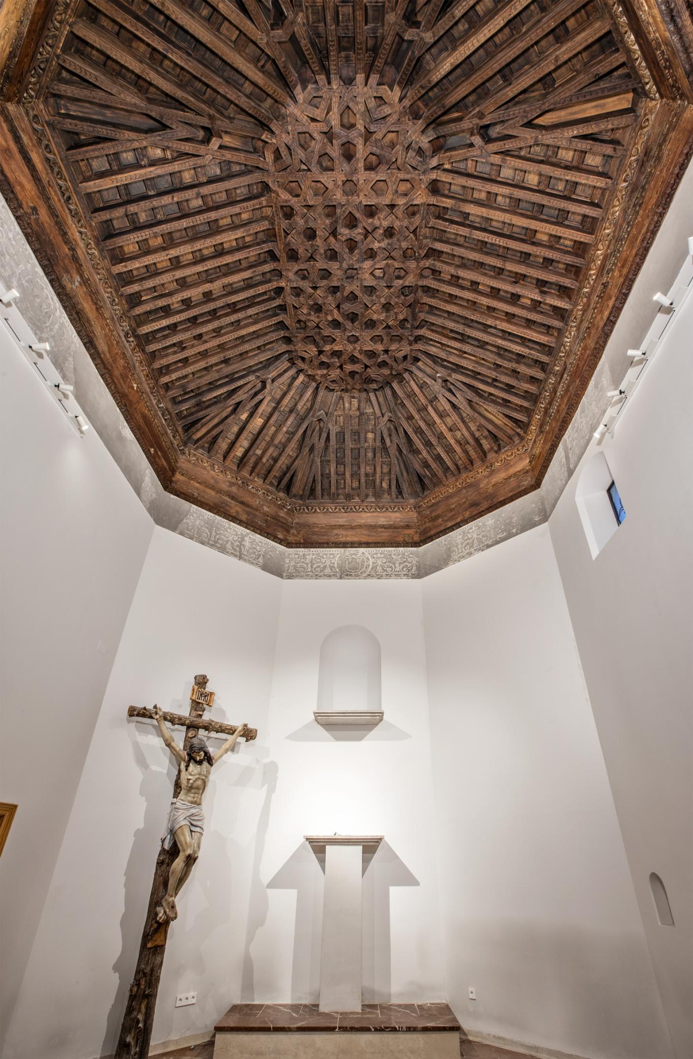 iglesia de Santa María La Blanca