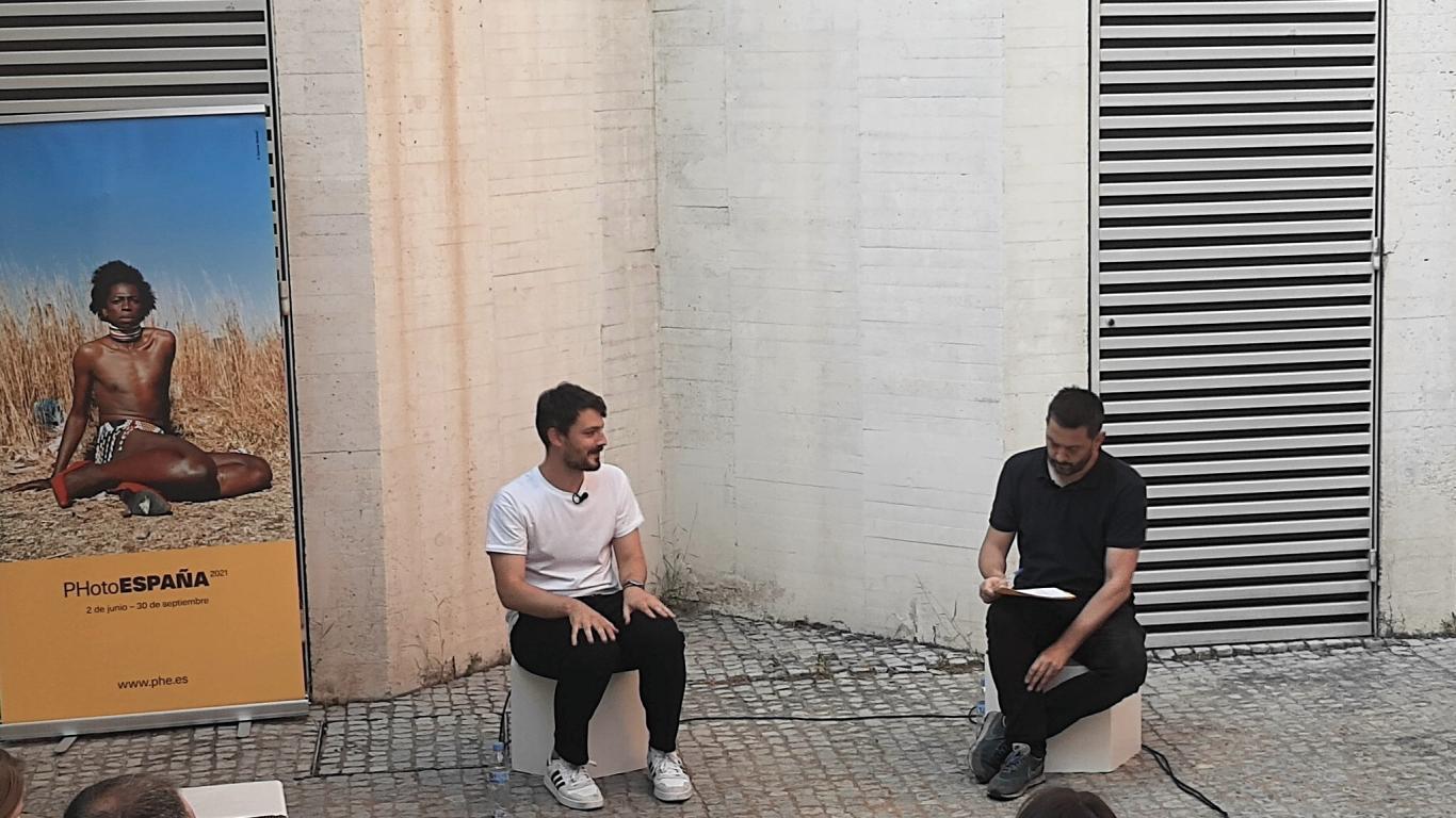 Conversación con Alejandro Rego