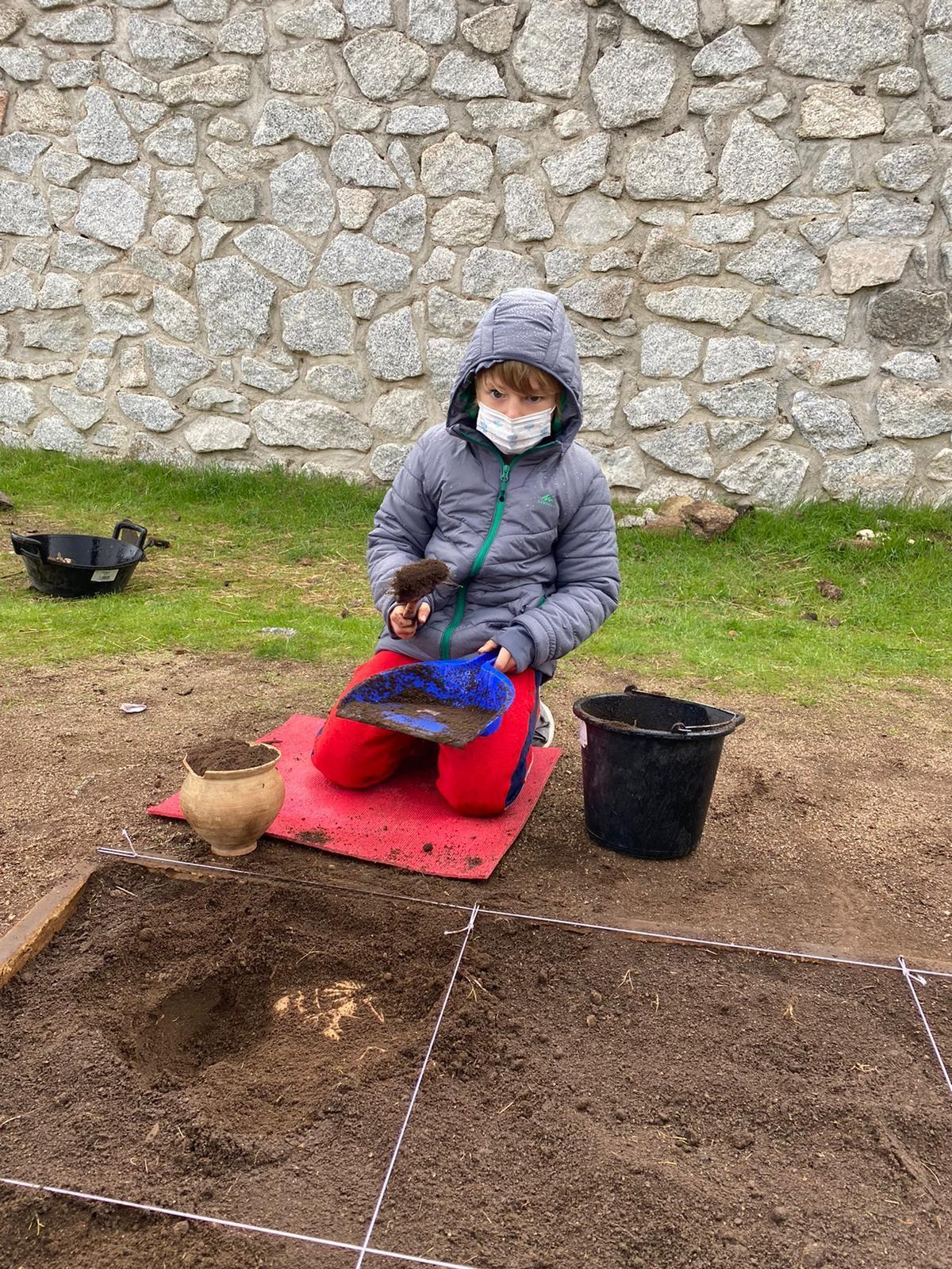 Arqueólogos por un día 2020
