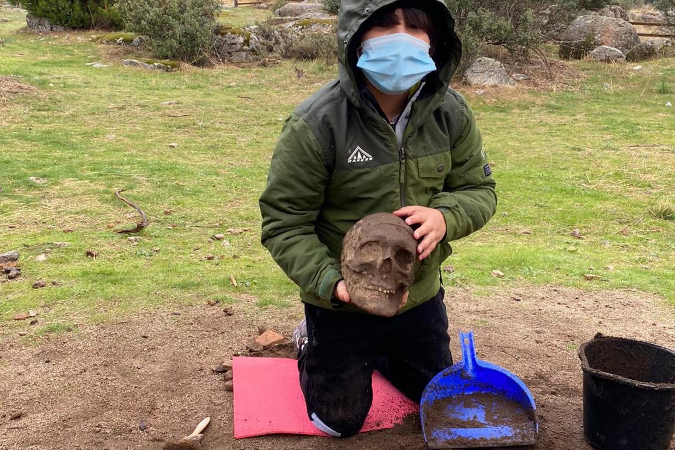 Arqueólogos por un dia La Cabilda