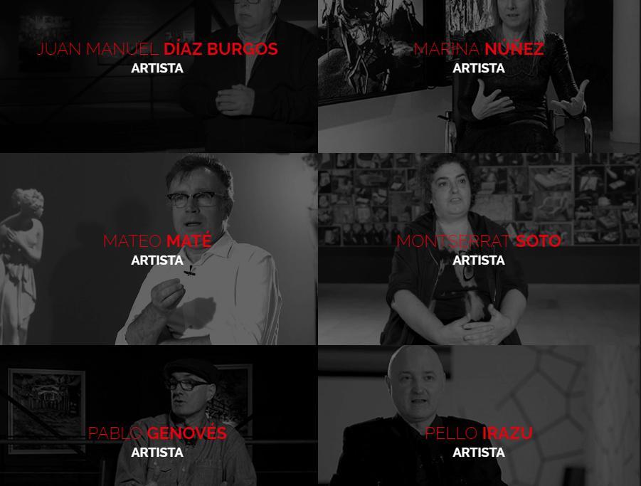 Artistas y nombres de artistas