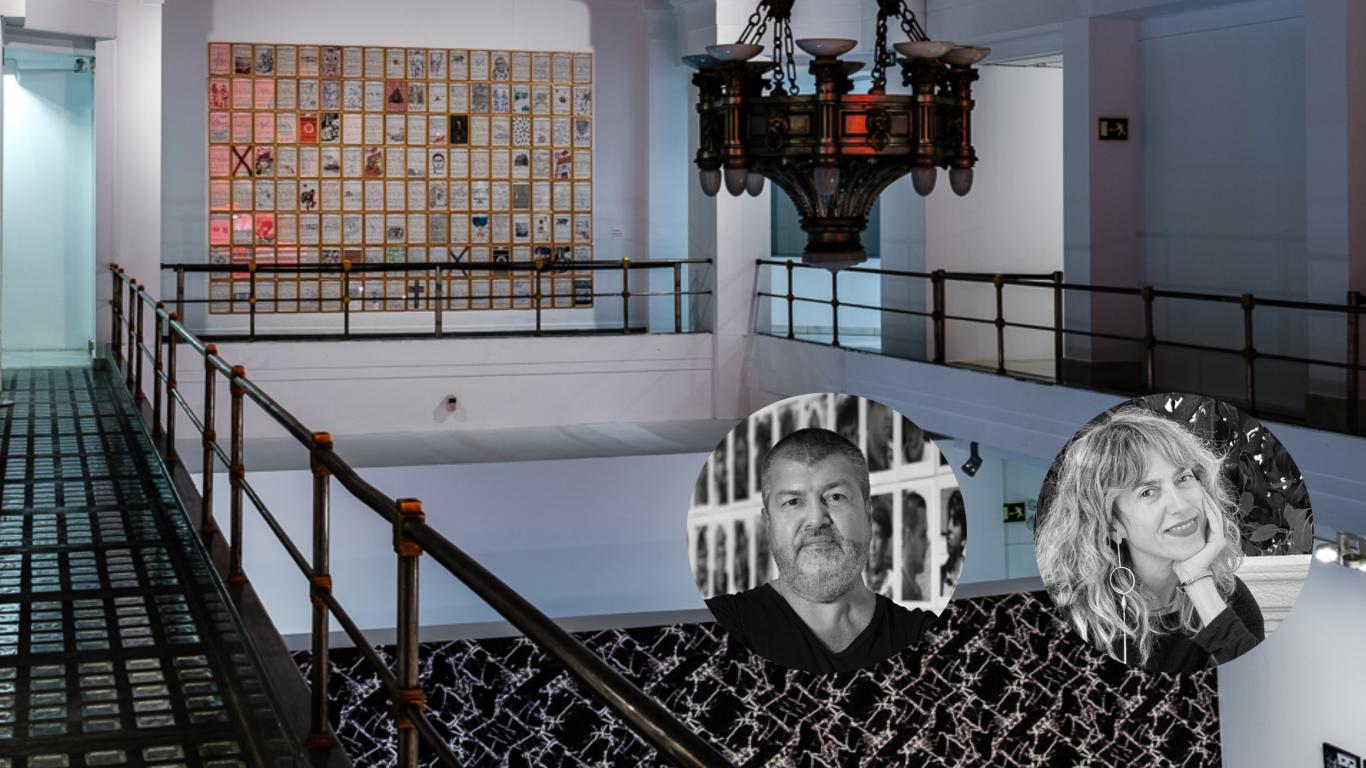 Vista de la Sala Alcalá 31 interior