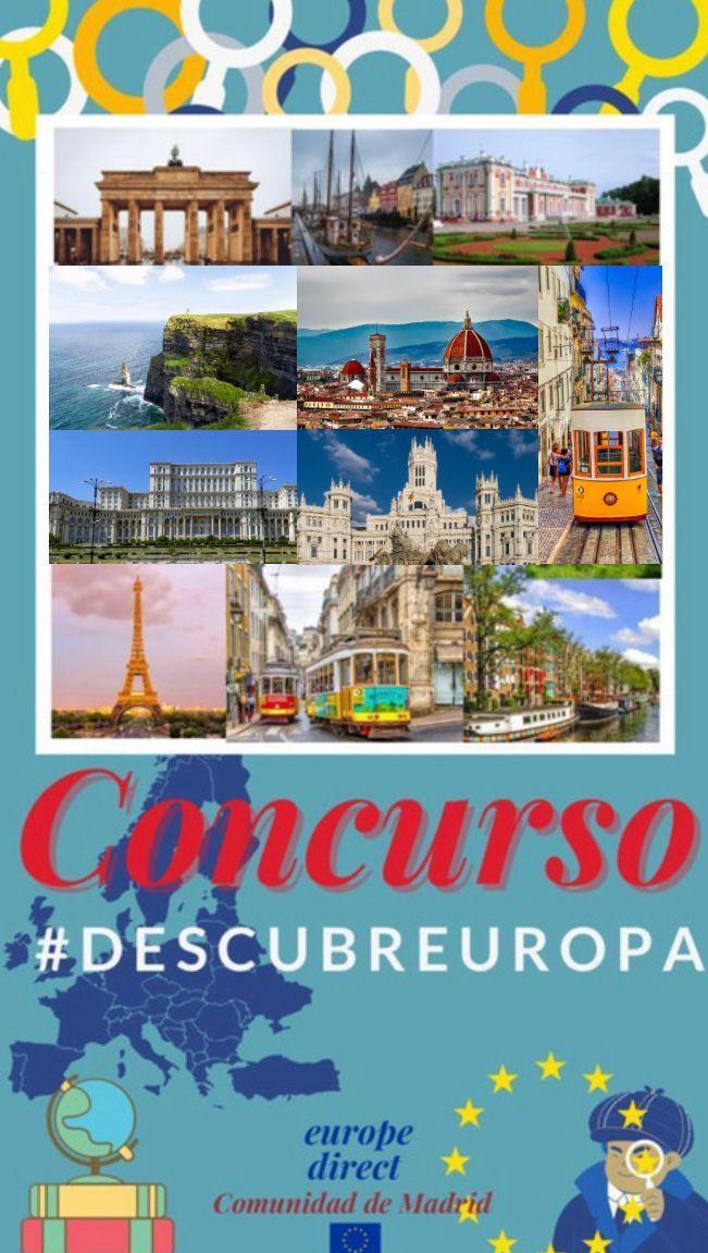 Concurso en redes con enigmas de lugares de Europa