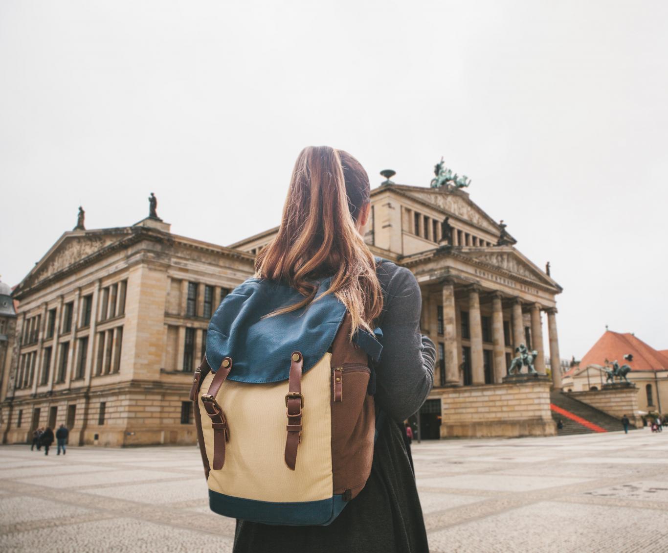 Estudiante en Berlin