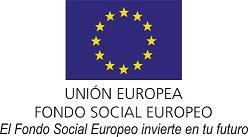 Bandera Fondo Social Europeo