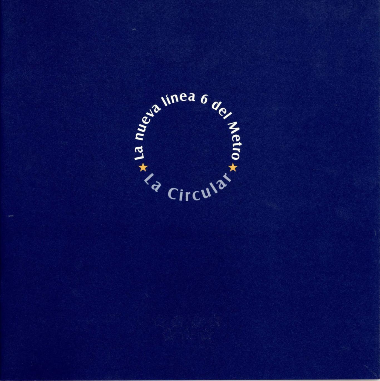 Carátula folleto L6 la circular