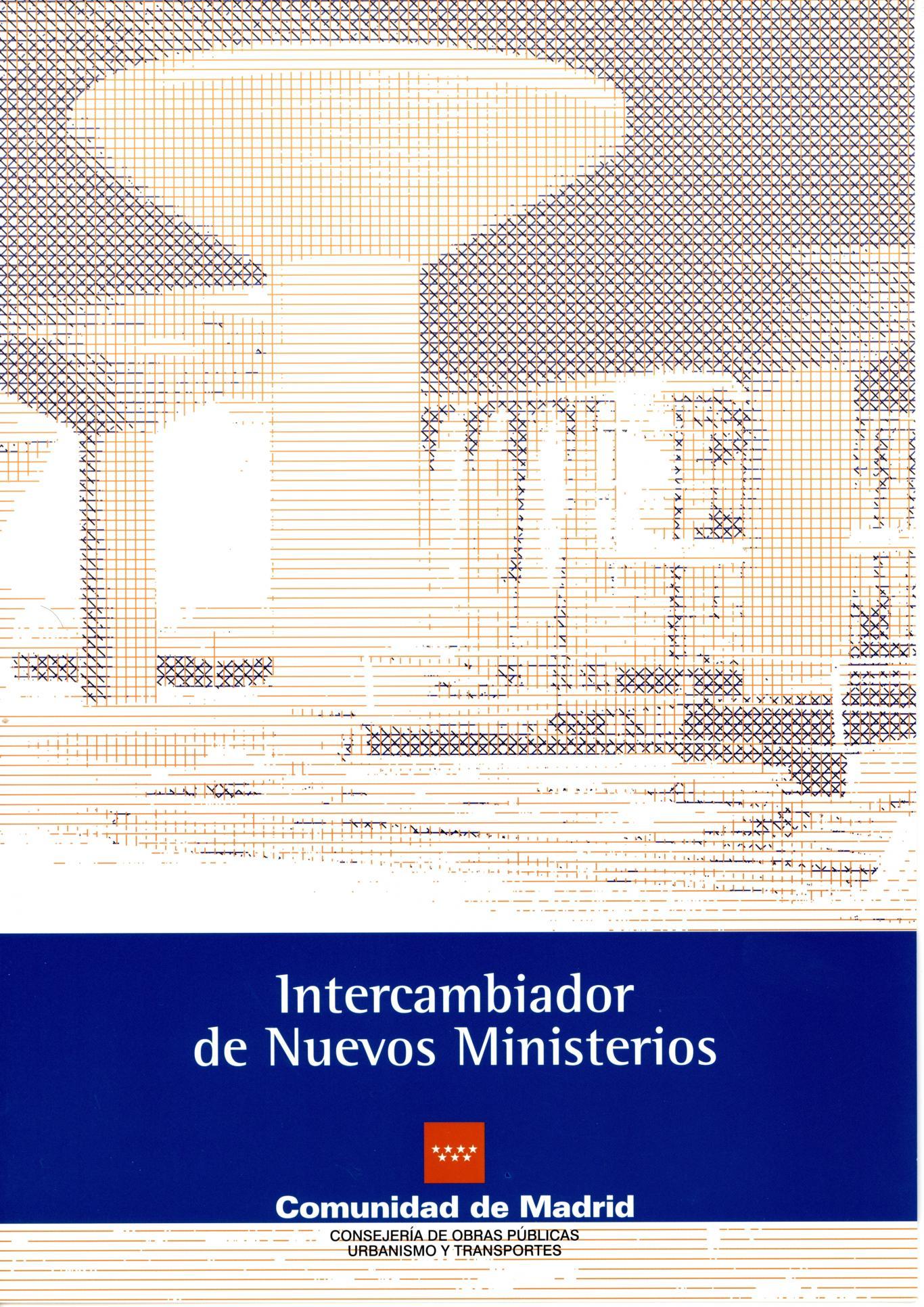 Portada folleto intercambiador Nuevos Ministerios