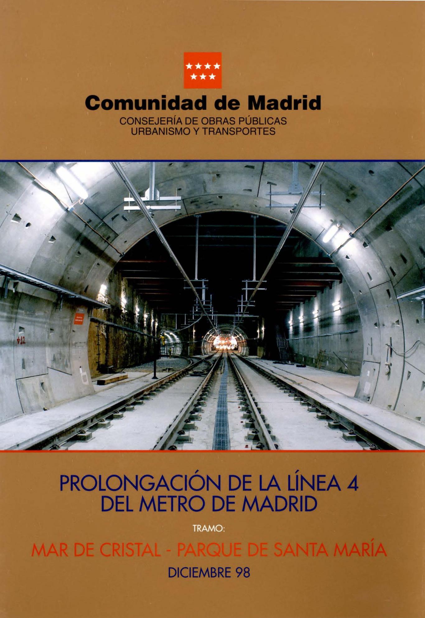 Carátula folleto L4 Mar Cristal-Parque de Santa María