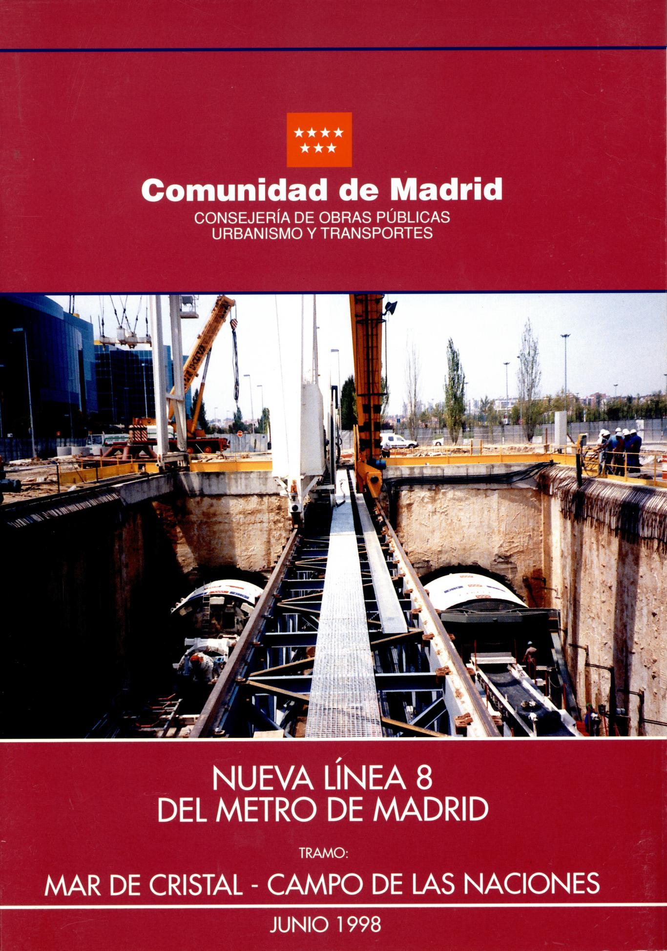 Carátula folleto L8 Mar de Cristal-Campo de las Naciones