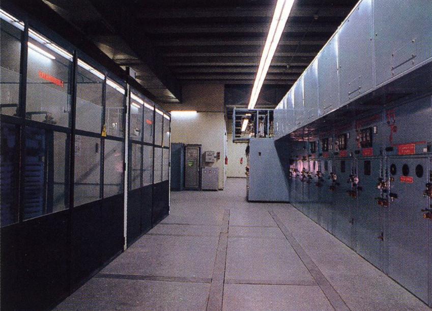 Subestación eléctrica Lucero L6