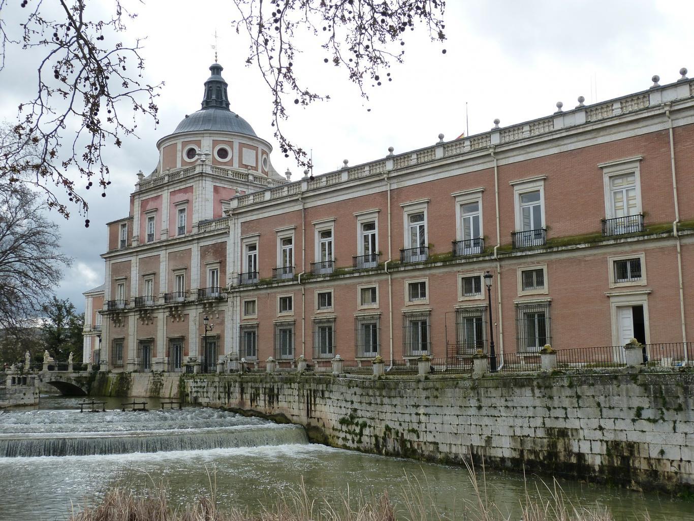 Aranjuez.Palacio real