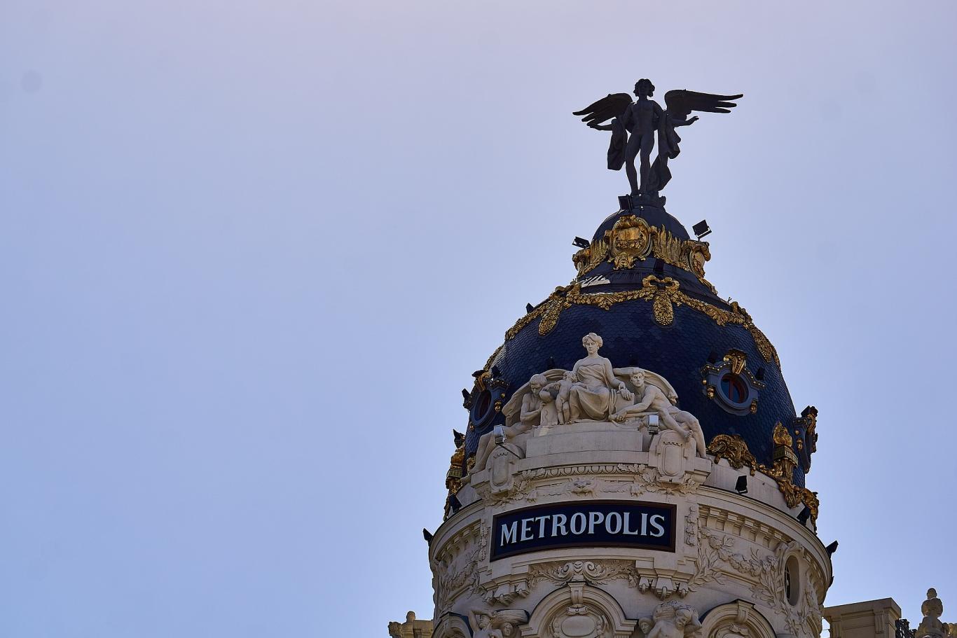 Cúpula Metrópolis