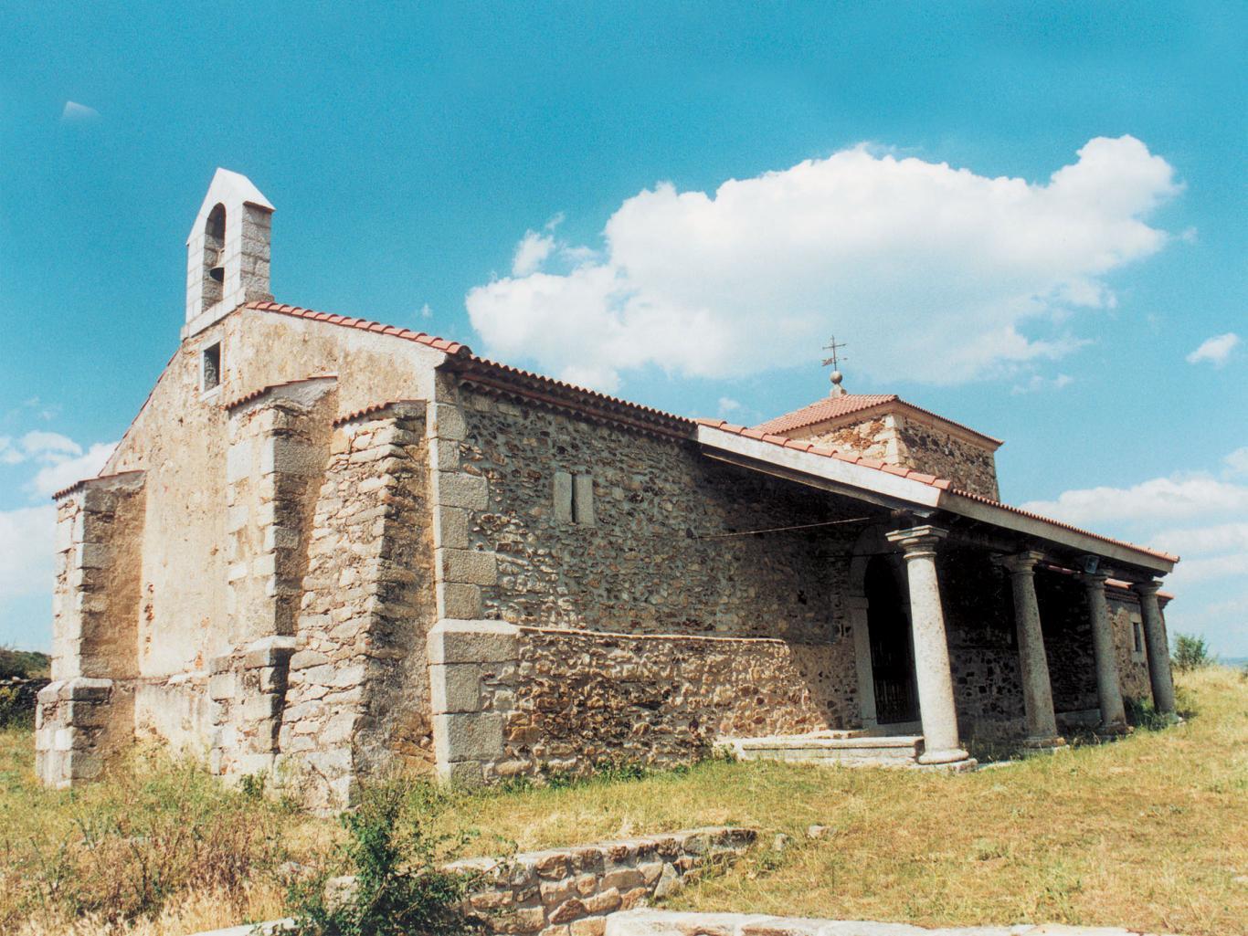 Ermita del Buen Suceso de Braojos