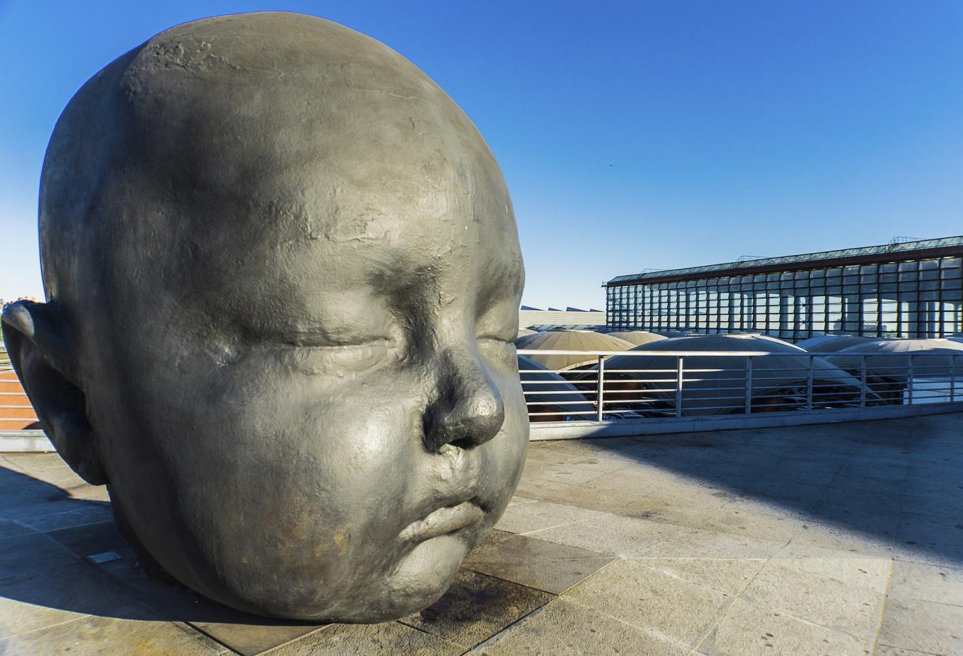 Escultura Antonio López
